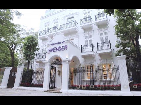 Viện thẩm mỹ 5 sao Lavender - xứng tầm đẳng cấp làm đẹp số 1 Việt Nam