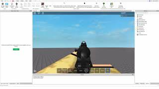 ROBLOX [] Free Ready to Use Warbound Guns [] Link in desc