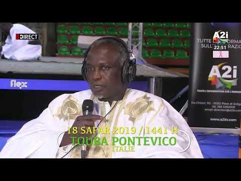 18 SAFAR 2019 / 1441 H PONTEVICO / TOUBA BRESCIA