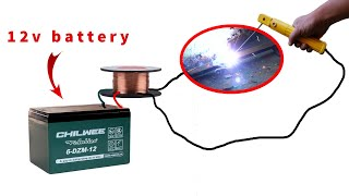how to turn a 12v battery into…