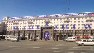 Вальс российских городов гиперлапс   Russian Cities Waltz timelapse   hyperlapse(, 2014-09-22T04:27:13.000Z)