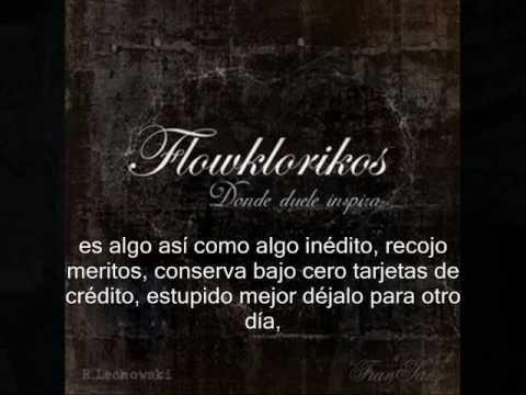 Flowklorikos - Volvi A Ser (Con Letra)