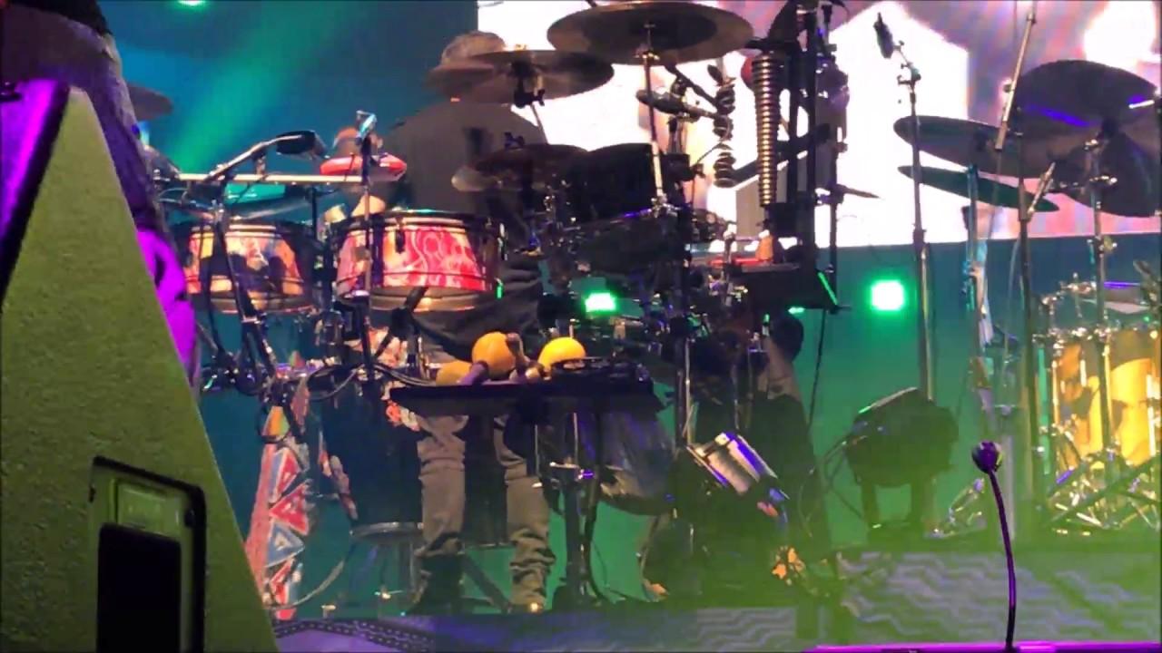 Santana conc... Santana Tour 2017