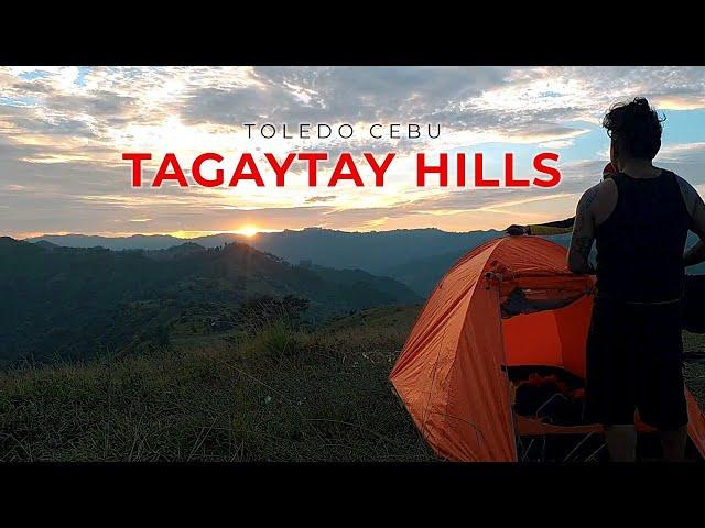 Tagaytay Hill, Toledo Climb (Trailer) - Cebu Philippines