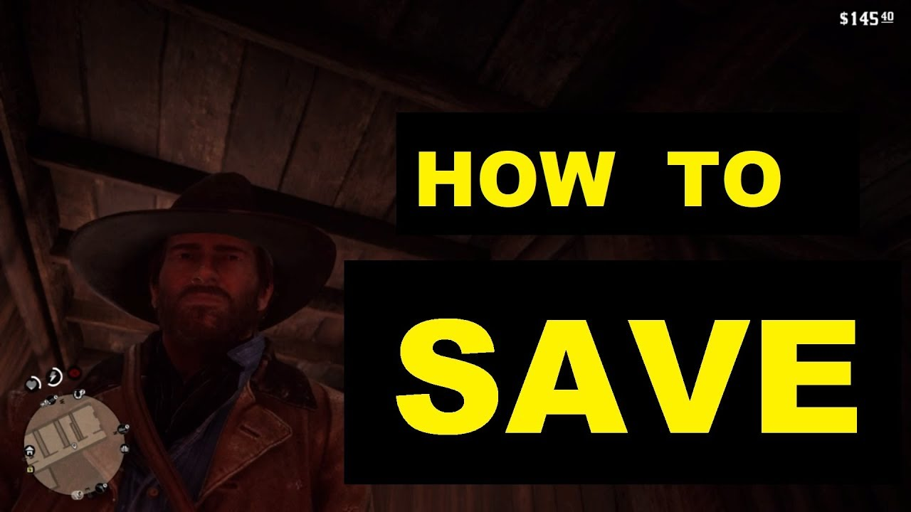 Red Dead Redemption 2 Save Game: How to Save Your Game in …
