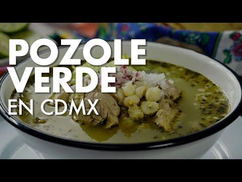 Los mejores pozoles verdes estilo Guerrero de la CDMX