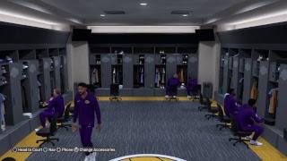 NBA 2K19: Career Mode - Jimmy Donovan- SG - Los Angeles Lakers