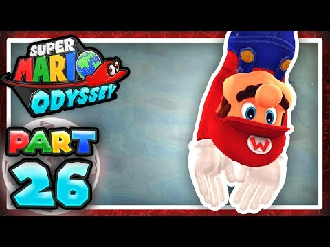 Super Mario Odyssey: Part 26 - Swim like a Mermaid! (Let's Play)