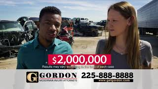 We were hurt in a Big Truck Wreck | Get Gordon McKernan Injury Attorneys