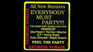 Georgie Porgie - Everybody Must Party (Maurice