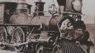 Trains of the old West