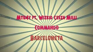 Mut4y ft Wizkid & Ceeza Milli - Commando | Dance by Bombastiik & Ioanna KyeKye