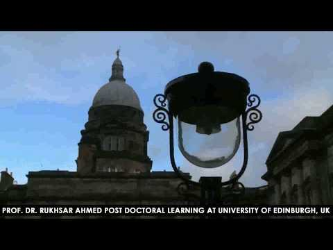 Post Doctoral at Edinburgh | Visit UK