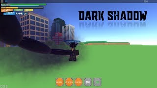 (Roblox) My Hero Academia Plus Ultra | Dark Shadow Quirk Showcase
