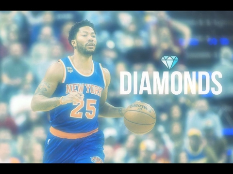 "derrick-rose-""diamonds""-new-york-highlights"