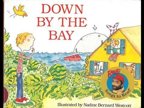 down-by-the-bay:-raffi-original-song-&-lyrics