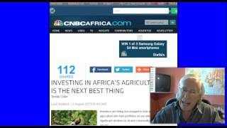 Africa's Agriculture Sector Best Investment