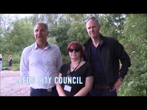 WATER-GATE BARRIER | River Demo | What did Leeds City Council Think?