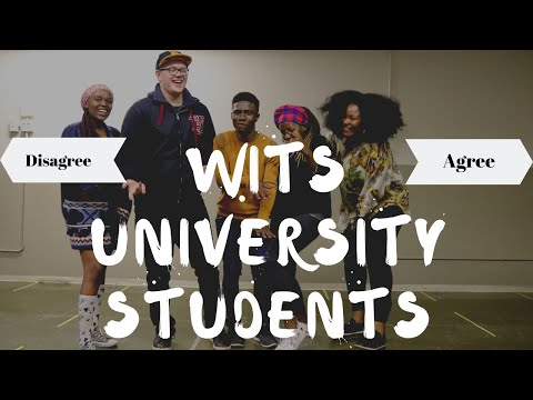 Do All Wits University Students Think The Same?