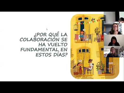 Coloquio MPE: Colaboración para aprender en contextos virtuales