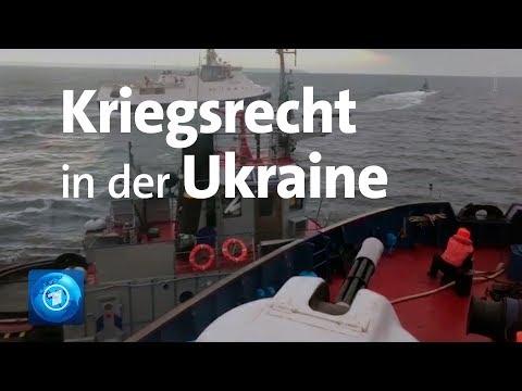 Konflikt zwischen Russland und der Ukraine spitzt sich zu