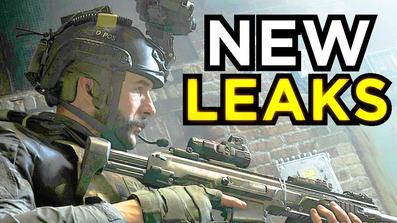 Modern Warfare Dlc Plan Leaks Mw2 Mw3 Remastered
