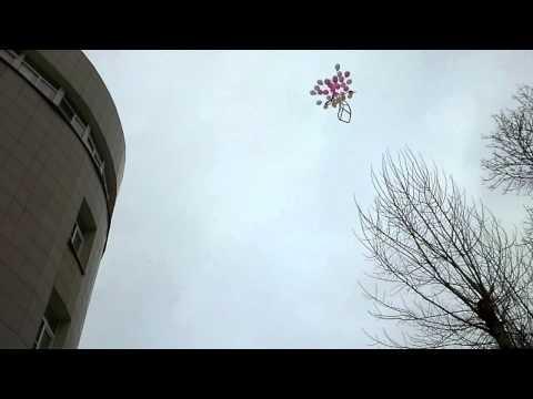 Воздушные шары Долгопрудный Недорого, доставка воздушных