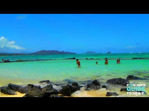 "KAIONA BEACH PARK HD ""Waydes World Hawaii"""