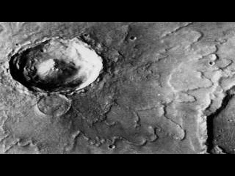 Ancient Martian Civilisation Wiped Out by a Nuclear Attack from Space