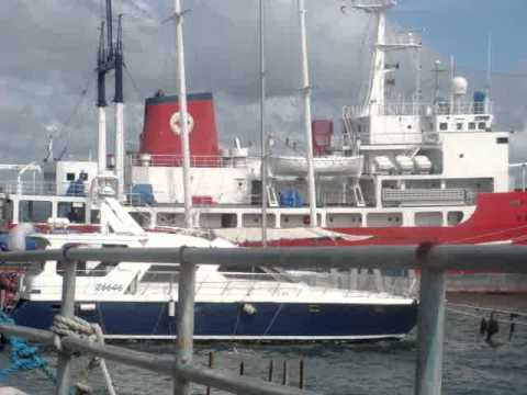 Mactan Cebu Subsee Philippines pier