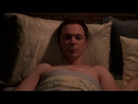 SHELDON AND AMY FINALLY GETS PHYSICAL