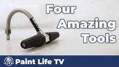 4 AMAZING Cleaning Tools!  Pressure Washer Accessories.