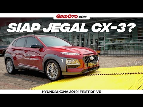 Hyundai Kona 2019 | First Drive | GridOto
