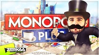VISITING OUR FRIENDS IN JAIL! (Monopoly Plus)