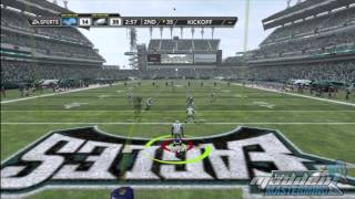 iMAV3RIQ vs #1 RANKED PS3 PLAYER = MADDEN 12 ASS WHOOPIN?