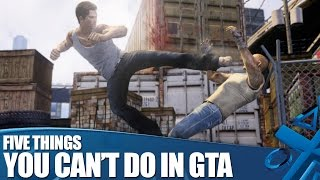 Sleeping Dogs: Definitive Edition - 5 things you can