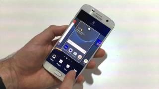 Samsung Galaxy S7 (prvý kontakt)