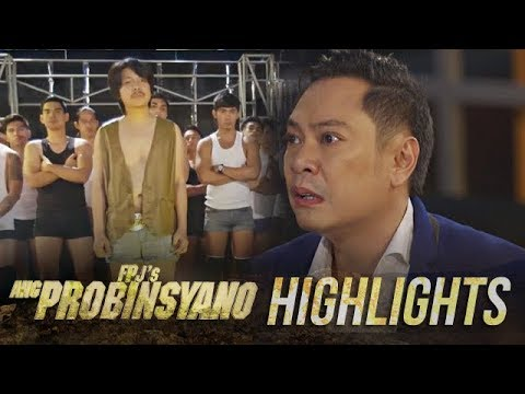Mamu is shocked after seeing Domegsu on stage | FPJ's Ang Probinsyano