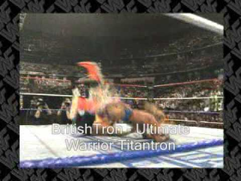 Ultimate Warrior 2012 Return Wwf Titantron - The Ul...