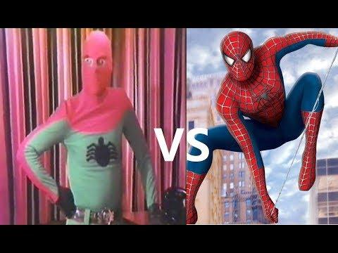 【吐嚎】史上最二逼的蜘蛛侠竟然是黑帮大哥