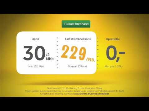 tilbud på bredbånd