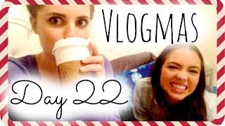 Lunch Date, Midnight Hiking & FAKE Tanning | VLOGMAS DAY 22