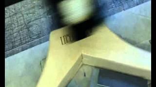 Laser Engraved Wooden Coathangers.wmv