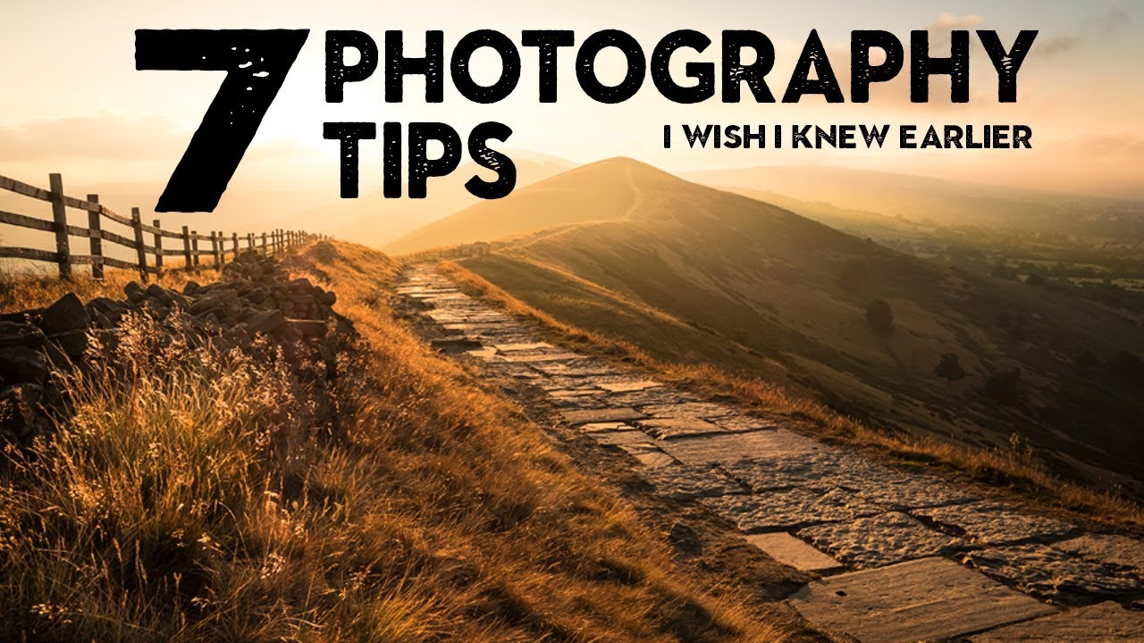 tips simple beginner danson nigel wish photographer earlier shutterbug knew advice styles