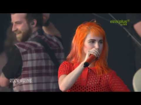 Paramore - Ain't It Fun Rock Am Ring 2013 HD