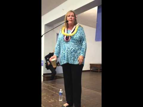 Jane Sanders addresses concerns regarding public school teachers and those with disabilities HI 3/20