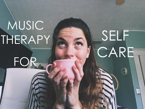 Music Therapy for Self-Care (Lyric Analysis)