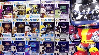 Baixar 21 Marvel Funko Pop Vinyl Figures Unboxing & Review Funko Pop Unboxing Pop Vinyl Collection Video