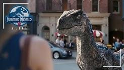 Jurassic World Alive: Official Game Trailer | Jurassic World