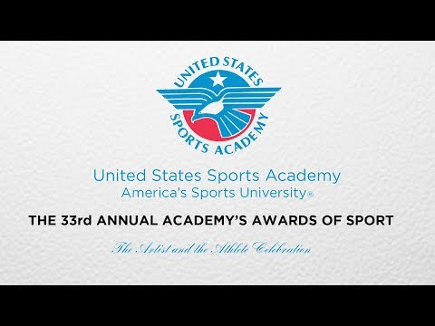 United States Sports Academy Holds 2017 Awards of Sport Program